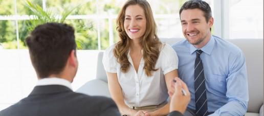 Mortgage Broker meeting image